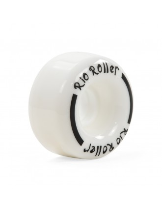 Rio Roller Coaster Wheels White