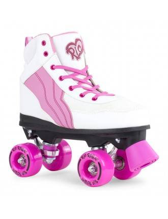 Rio Roller Pure White/Pink
