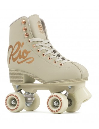 Wrotki Rio Roller Rose Cream